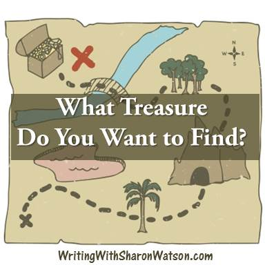 Find treasure