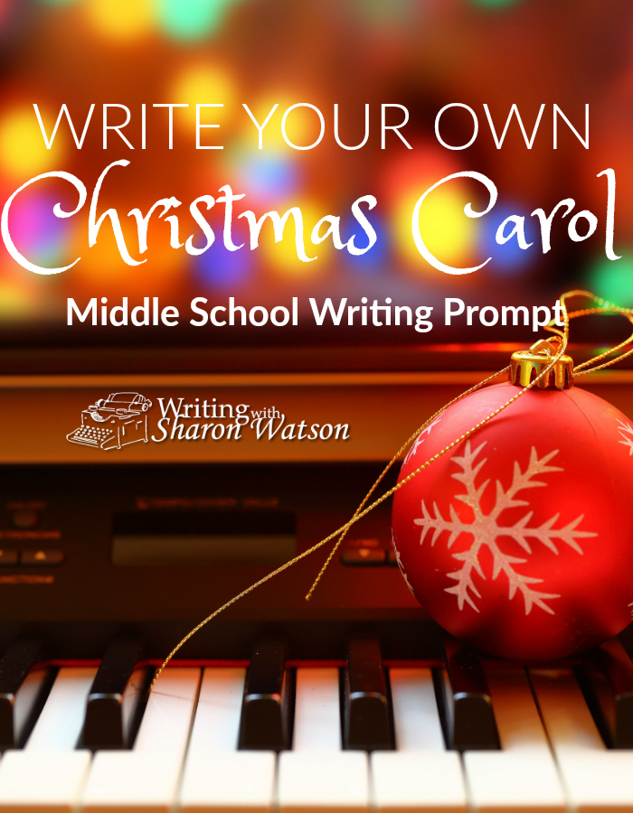 Middle School Writing Prompt -- Many Christmas carols focus on one aspect of the Christmas account found in Matthew 1-2 and Luke 1-2:40. Read the accounts and then write your own carol.