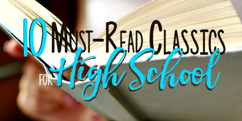 National Reading Month: 10 Must-Read Classics for High School