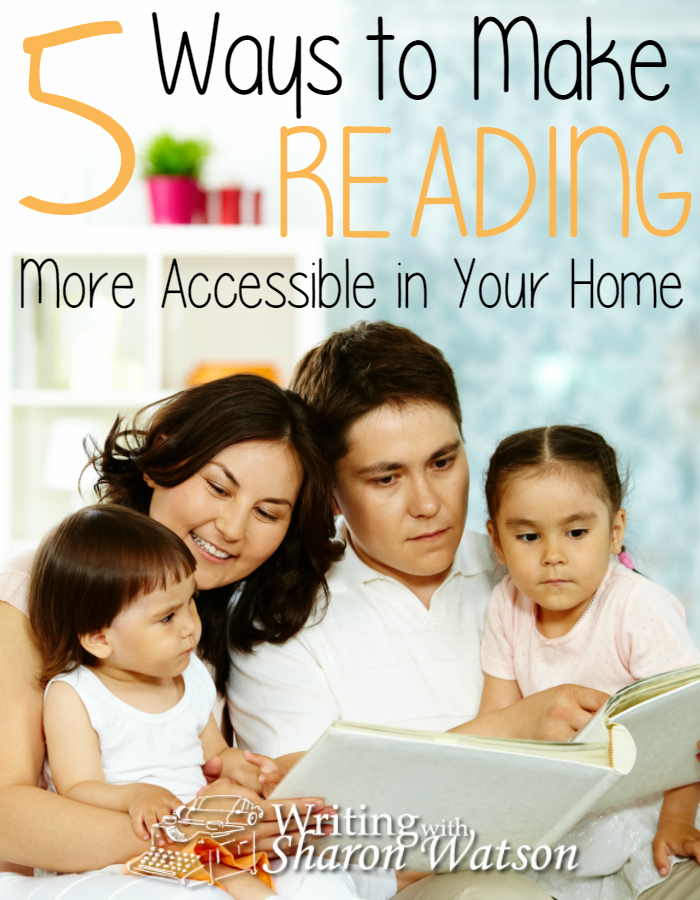 5 Ways to Make Reading More Accessible in Your Home