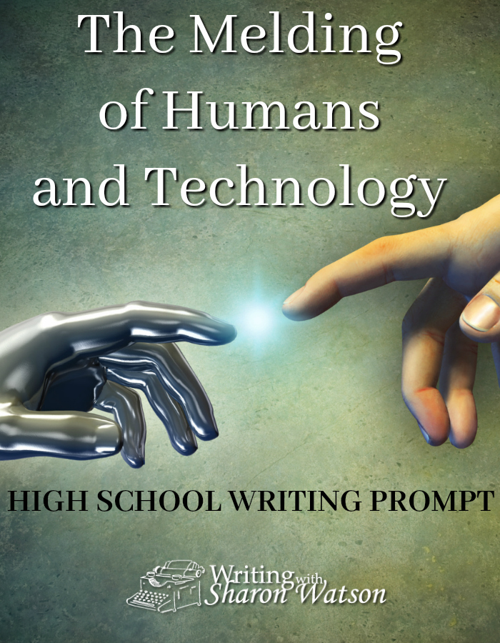 High School Writing Prompt -- Is superhuman intelligence possible? Can humans and robots be melded together? Use this grab bag of prompts on humans and technology to spur your imagination.