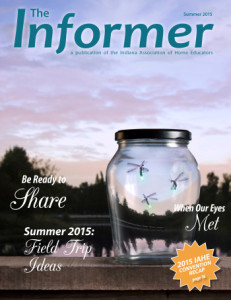 Writing in Summer Informer