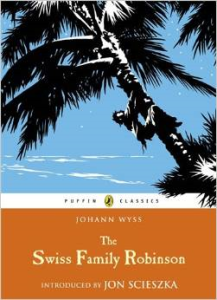 July blog Swiss Family Robinson