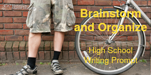 Benefits of Bike Riding: Brainstorm and Organize