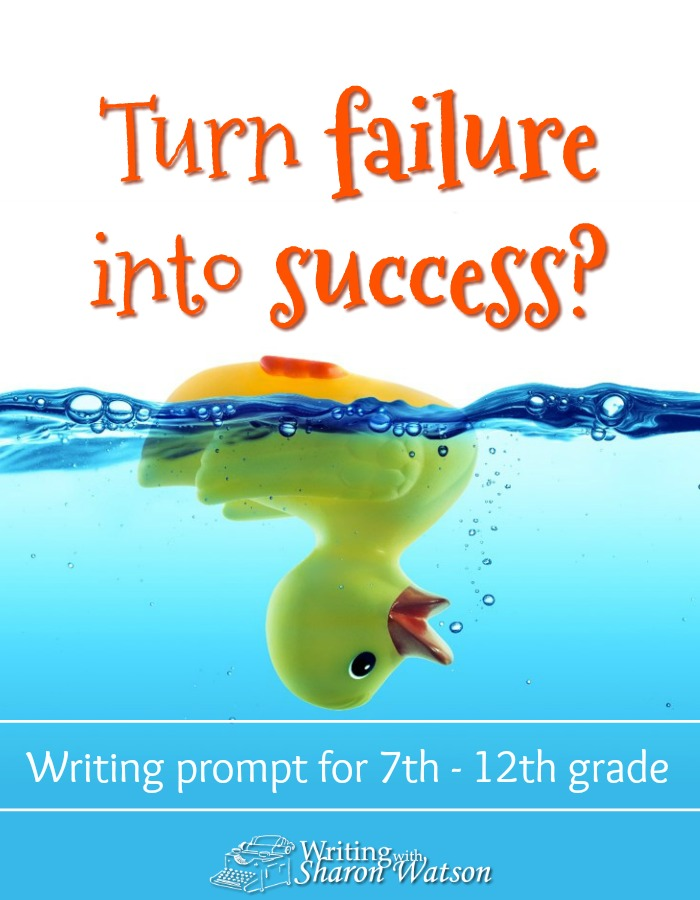 Dr. Seuss, Oprah Winfrey, and Thomas Edison: They had all failed--or thought they had. What failure would you like a second chance with? Write your story.