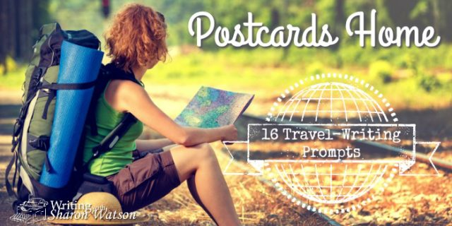 16 Travel-Writing Prompts