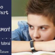 Intro to Writing, Part 6: Easily Develop Thesis Statements