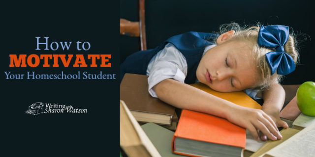 How to Motivate Your Homeschool Student