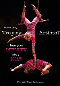 trapeze interview