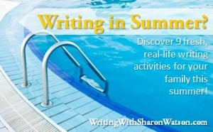 Writing in Summer