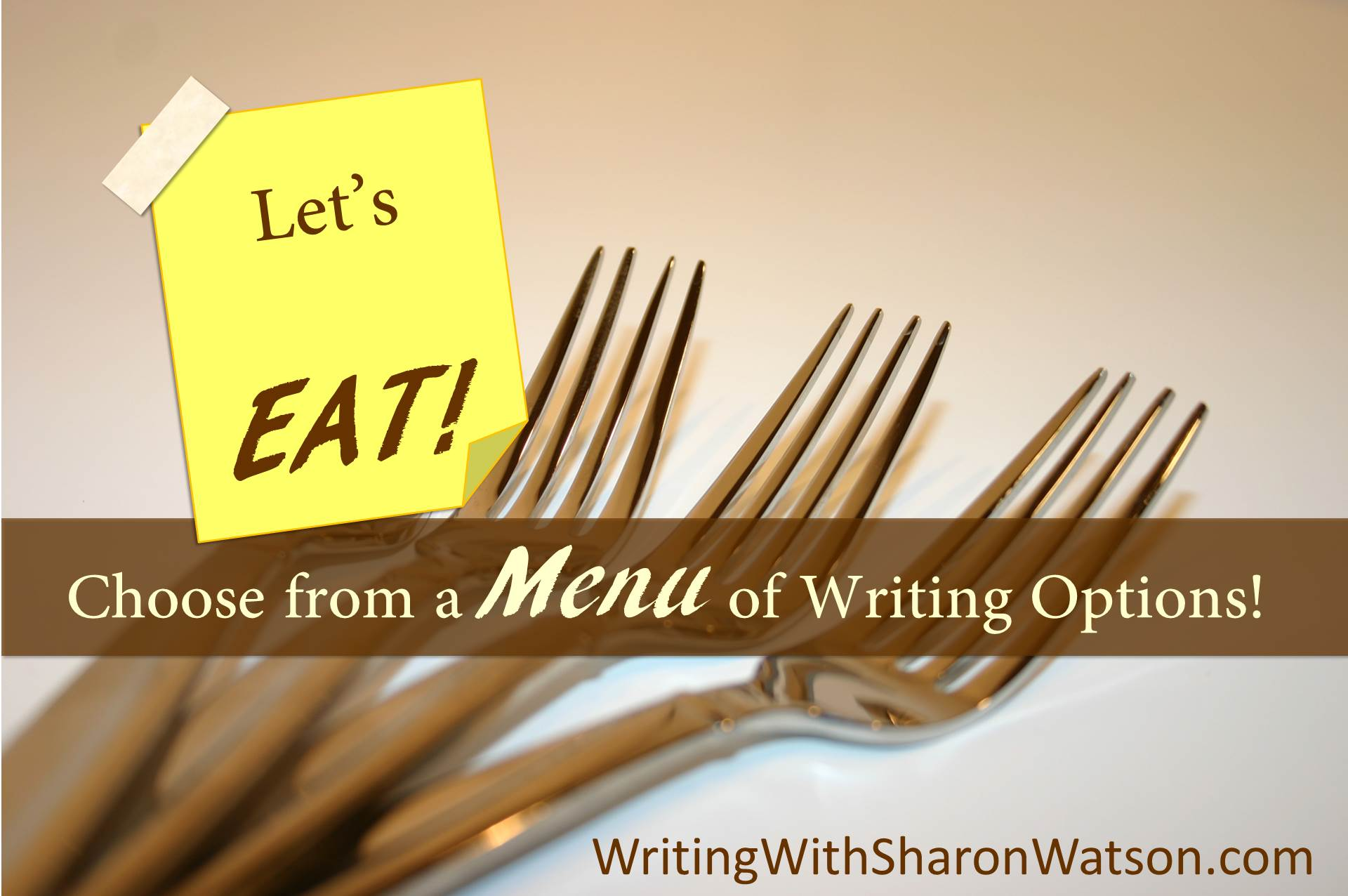 Premise Indicator Words: Let's Eat! Choose From A Menu Of Writing Prompts
