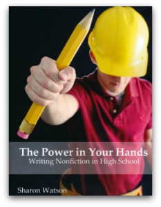 the-power-in-your-hands-high school writing