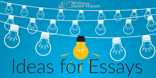 Ideas for Essays fb