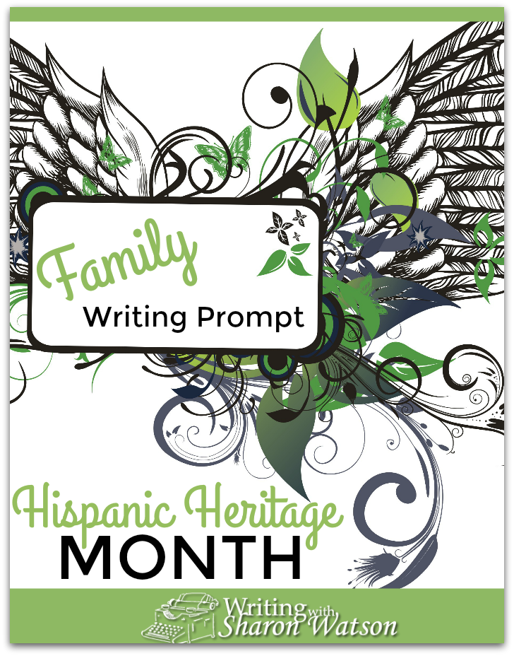 Celebrate Hispanic Heritage Month with this family writing