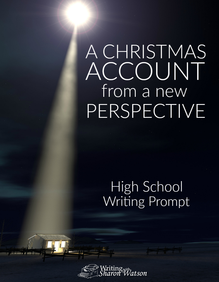 High School Writing Prompt -- If the Magi were to write the Christmas account, how different would it be from the account King Herod might write? Choose your storyteller; write your own account.