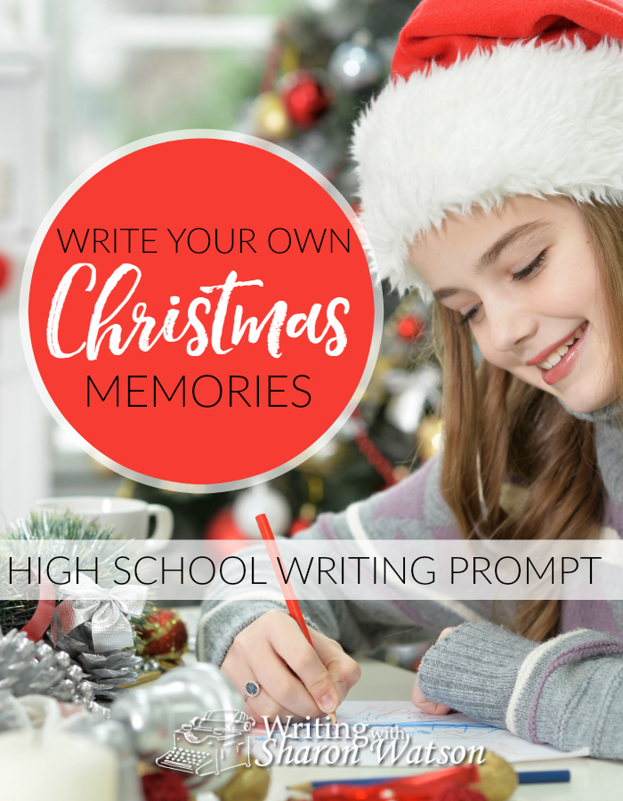 "High School Writing Prompt -- Use this fascinating excerpt from ""A Child's Christmas in Wales"" by Dylan Thomas to springboard you into writing your own Christmas memoir."