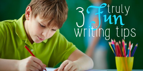 Shock Your Children with These Three Writing Tips