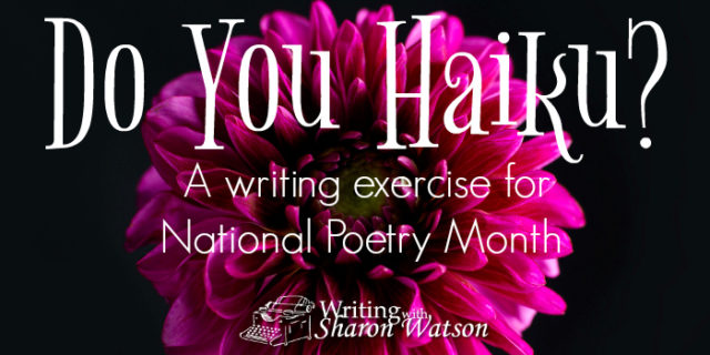 National Poetry Month: Do You Haiku?