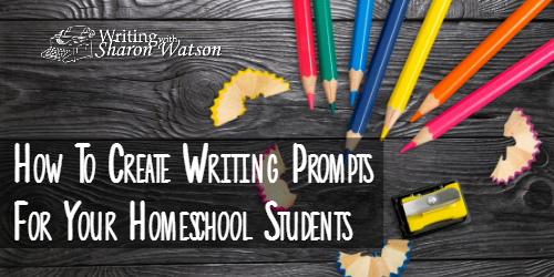 One Sure-Fire Way to Create Writing Prompts for Your Students
