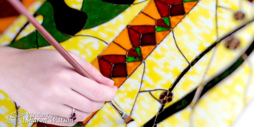 Stained-glass Butterflies and How to Write a How-to