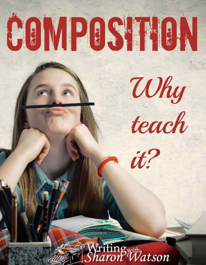 Why teach writing? After all, it's tough. It's confusing. And sometimes crying is involved. Read these encouraging reasons why you may want to teach writing.
