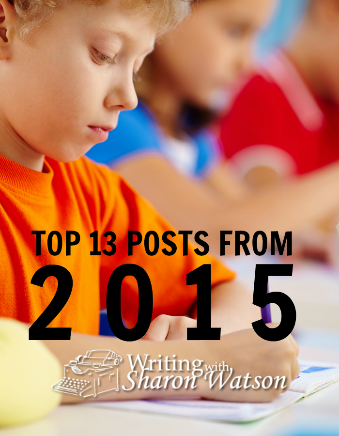 TOP 13 POSTS FROM 2015