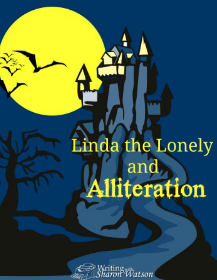 Linda the Lonely and Alliteration -- Join Linda the Lonely as she introducesalliteration to your middle school student. What fairy tale will your student pepper with alliteration?