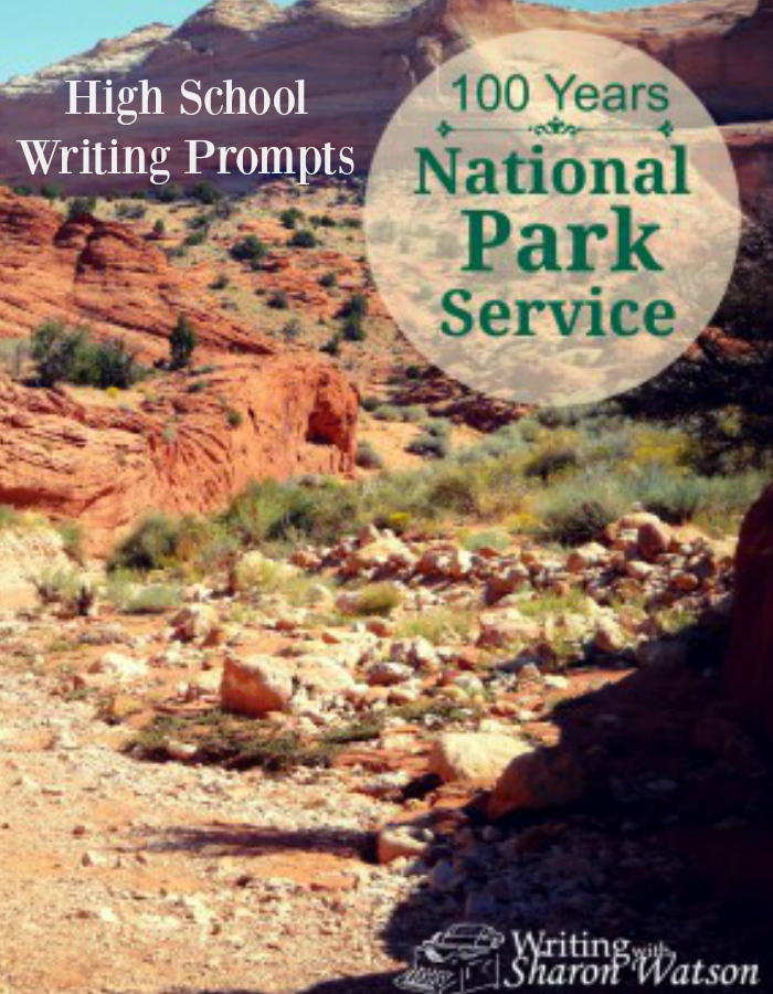National Parks High School Writing Prompts