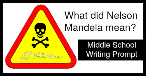 What Did Nelson Mandela Mean?