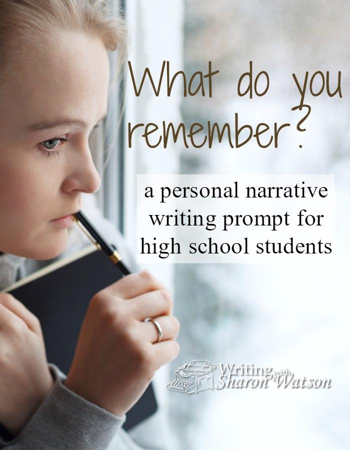 Narrative Writing Prompts Worksheets Pinterest