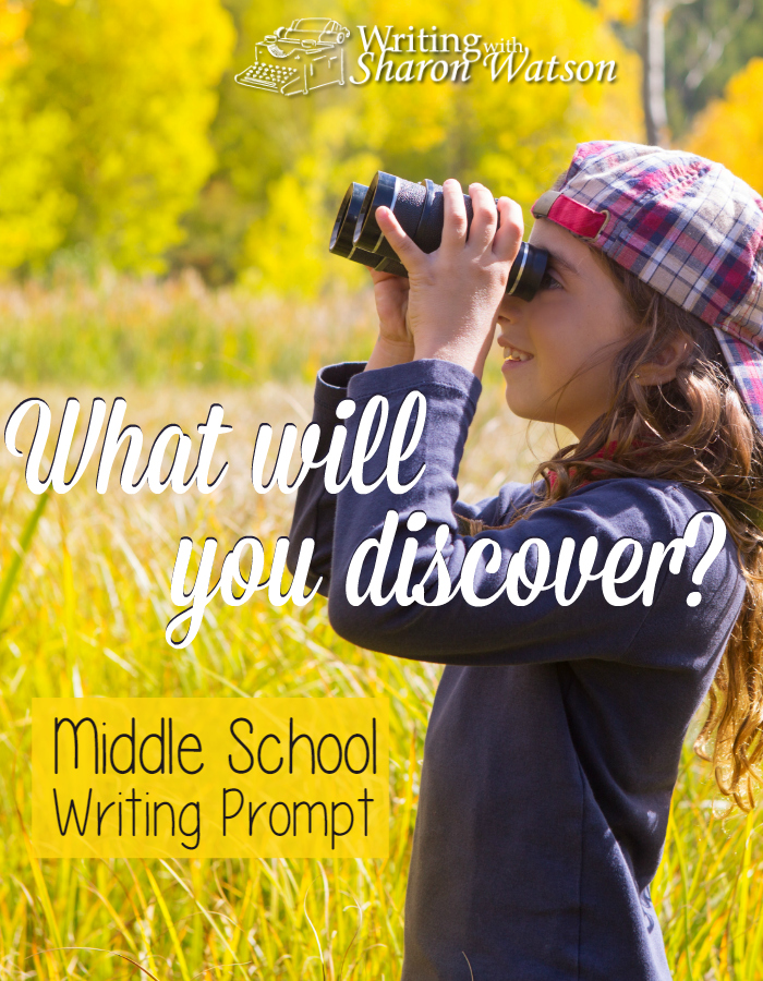 MIDDLE SCHOOL WRITING PROMPT: Have you heard of the terror bird or Sparklemuffin? These and other new species capture our imagination. Choose from a variety of prompts on this topic.