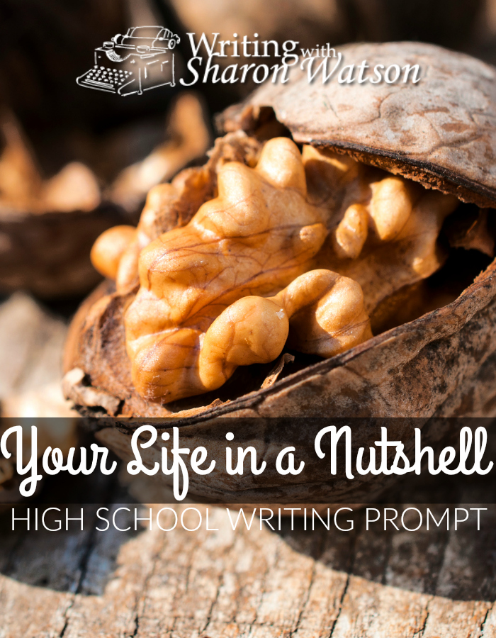 HIGH SCHOOL WRITING PROMPT: Could you write a story from your life in just 91 words? Read about this contest and then try it yourself.