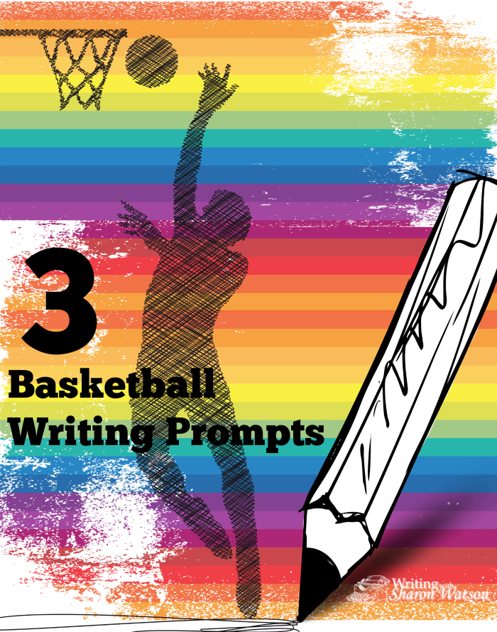 Looking for basketball-related writing prompts? You've come to the right place! Make new brackets based on villains and heroes, plus two more prompts.