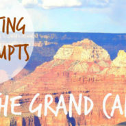 Prompts about the Grand Canyon