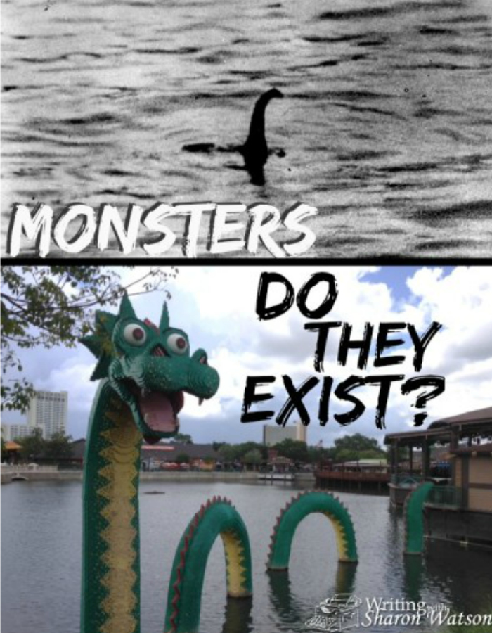 MIDDLE SCHOOL PROMPT Loch Ness Monster is in the news again. What do your writers think about monsters? Would they like to find one? Can they exist today?