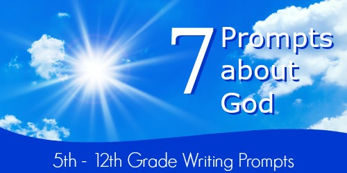 7 Prompts about God