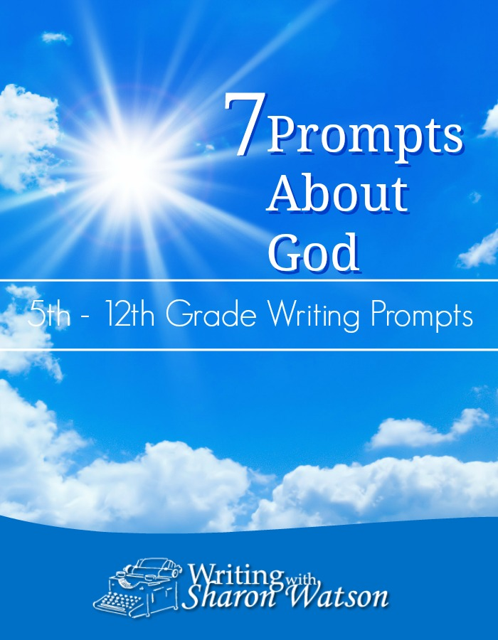 prompts about God