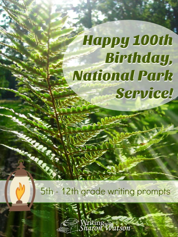 Celebrate the centennial of the National Park Service with this bundle of creative writing prompts geared for 5th-12th graders. Happy 100th birthday!
