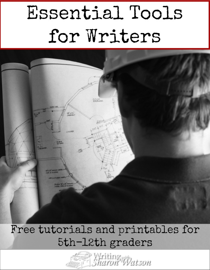 Essential Tools for Writers - Equip your students with the writing tools they need to be successful this year! Find tutorials and free printable worksheets on getting ideas, organizing, and much more.