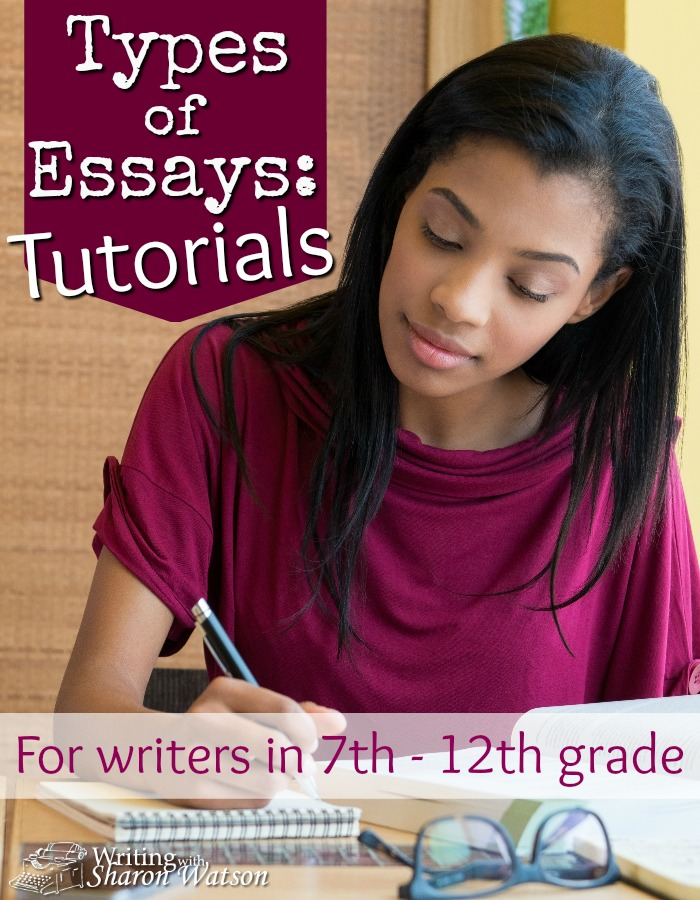 Looking for a way your 7th - 12th graders can learn certain types of essays? Use these 13 links to how-to, enumerative, problem-to-solution, and many more!