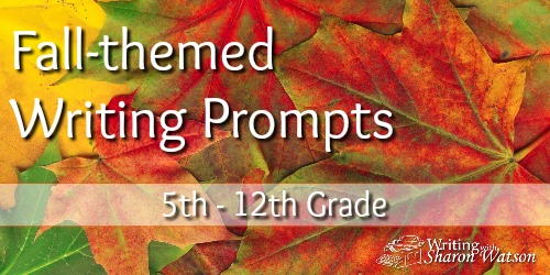 Fall-themed Writing Prompts