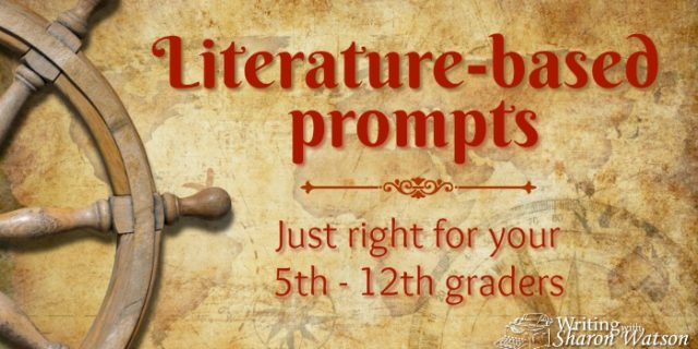 6 Literature-Based Writing Prompts