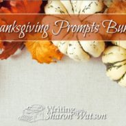 Thanksgiving Prompts—Good for the Soul